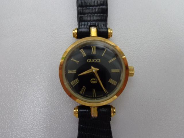 d2fc4cd6420f グッチのレディースヴィンテージ腕時計