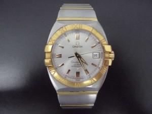 千種区のお客様からオメガの時計を買取しました。