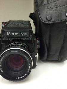 マミヤ645