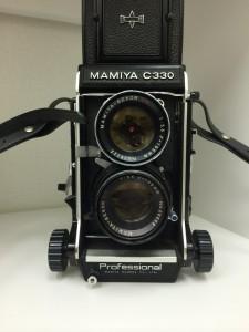 マミヤC330