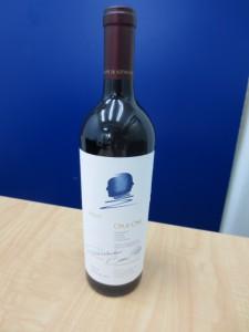 オーパスワン アメリカワイン 赤