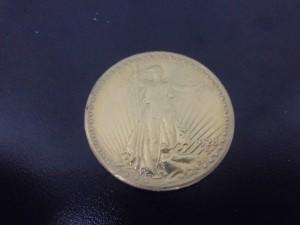コイン(金貨)を買取りました。