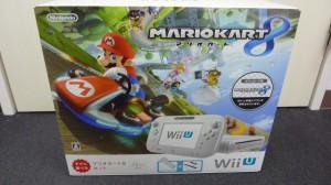 マリオカート8 WiiUの写真です。