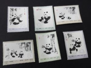 中国切手 大吉川越