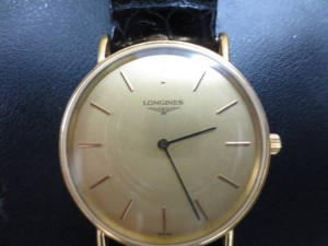 ロンジン腕時計の買取なら買取専門店大吉祖師ヶ谷大蔵店です!
