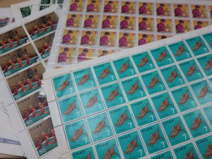 川越駅で切手の買取は大吉川越店です