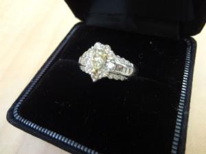 西東京市田無の大吉田無店でダイヤモンドをお買取り致しました。