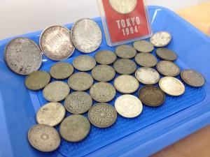 記念メダル 銀貨