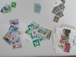 池田のお客様より切手を買取致しました。大吉池田店です。