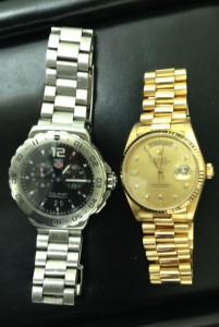 ROLEXなどのブランド時計の高価買取なら大吉 調布店へお任せ下さい!