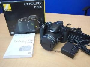 ニコン COOLPIX P600