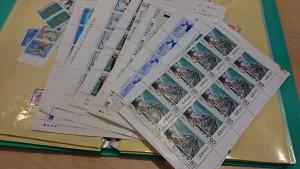 切手 シート バラ 買取 買い取り 北九州市 小倉北区 魚町
