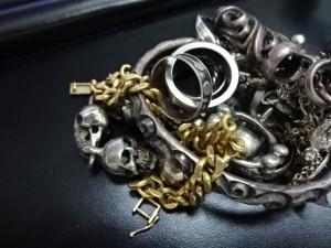 大吉 調布店では銀などの貴金属も買取強化中!