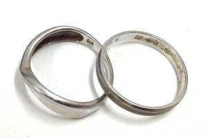 大吉 長崎屋小樽店 プラチナのリングお買取りしました