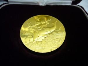 24金のメダル の買い取りは大吉茅ヶ崎店へ