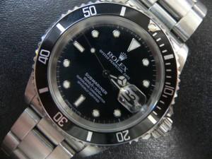 ブランド時計(ロレックス)の買取なら城南区の大吉 七隈四ツ角店にお任せ下さい。