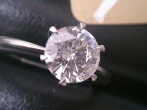 ダイヤモンド リングのお買取りは箕面市の大吉 箕面店にお任せ下さい!!