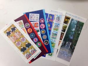 切手の高価買取を大吉 川越店はいたします!