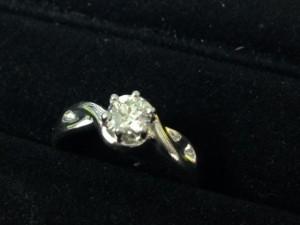 福岡博多区のお客様からダイヤモンドを買取ました。大吉七隈四ツ角店