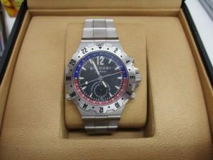 日野市で BVLGARI  ディアゴノ 時計 の買取は大吉多摩平店です