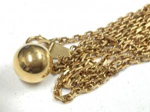 【買取実績】18金のネックレスをお買取しました!不要になった金製品、プラチナ製品は大吉長崎屋小樽店にお持ちください!