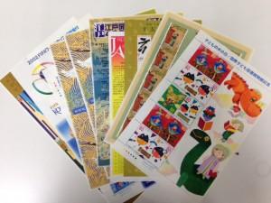福岡市で切手を売るなら「大吉」七隈四ツ角店が高価買取いたします。