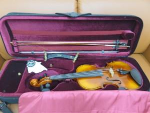 バイオリンの買取は大吉尼崎店