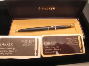 ブランド(パーカー)のボールペンを買取致しました!大吉浦和店