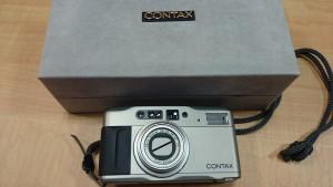 コンタックスのカメラをお買取致しました大吉ショッパーズプラザ海老名店です。