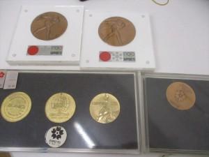 記念メダル,買取,茅ヶ崎