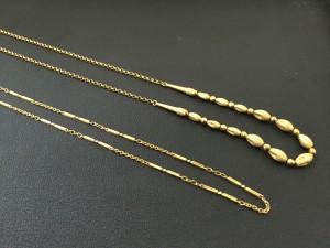 金のネックレスの買取は大吉アスモ大和郡山店にお任せ