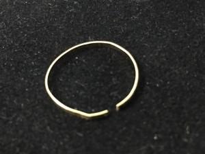 壊れた金のリングは買取専門店大吉沖縄北谷店でお買取りします!