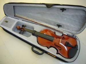 バイオリン買取りました。福山市、大吉福山蔵王店です。