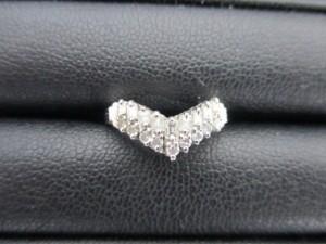 日野市豊田駅で プラチナ ダイヤモンドリング の高価買取は大吉多摩平店です