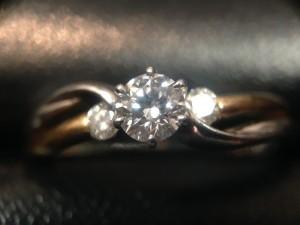 大吉 ピサーロ常陸大宮店でダイヤを買取致しました。