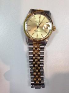 大吉 ピサーロ常陸大宮店で時計を買取致しました。