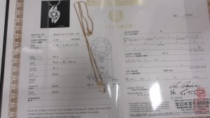 ネックレスの買取は世田谷区成城の大吉成城学園前店!