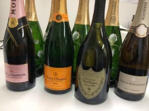シャンパンは京都大吉西院店が高価買取