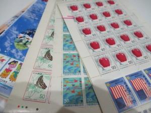 松江市のお客様から切手の買取を致しました。大吉松江店