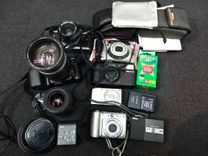 大吉 調布店でお買取したカメラ