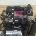 フィルムカメラも池田市の大吉が買取致します。
