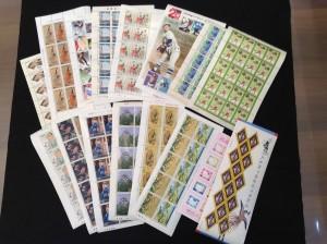切手を売るなら買取の大吉イオンタウン諏訪ノ森店へお任せ下さい
