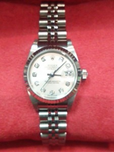 大吉 ピサーロ常陸大宮店で時計(ROLEX)を買取致しました。