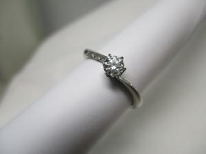 松江市のお客様からダイヤモンドのお買取を致しました。