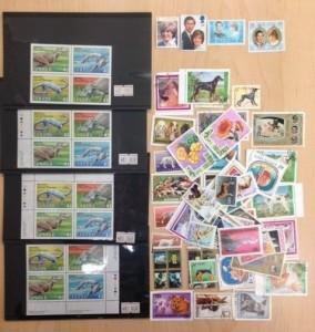 外国切手もお買取出来ます。大吉葛西店