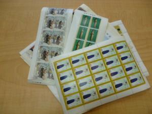 切手はバラでもシートでも、買取専門店大吉ゆめタウン中津店へ