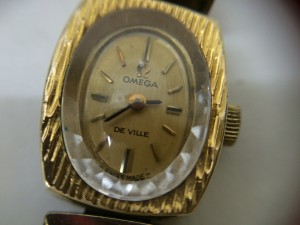 ブランド時計貴金属K18金付