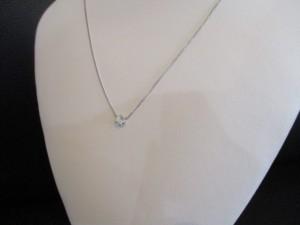 本日はダイヤモンドの買取を致しました。買取専門 大吉松江店
