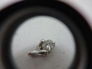 大吉 調布店で買取ったダイヤ