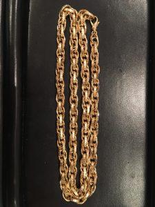 K18ネックレスをお買取りしました!大吉成城学園前店です
